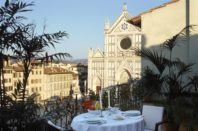 The Terrace in the Mimi Suite at the Palazzo Antellesi - Palazzo Antellesi | High-End Rental | MIMI - Florence - rentals