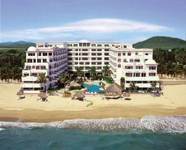 View of complex from Ocean - Ocean Front 2BR/2BA Condo - Summer 2015 Open - Mazatlan - rentals