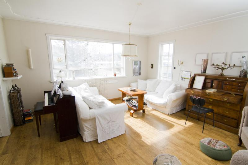 Example of a living room - Akureyri Apartments (4 persons) - Akureyri - rentals