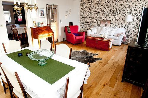 Example of a living room - Reykjavik Centro Apartments (6 persons) - Reykjavik - rentals