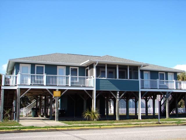 "2405 Palmetto Blvd - ""Sutton House"" - Image 1 - Edisto Beach - rentals"