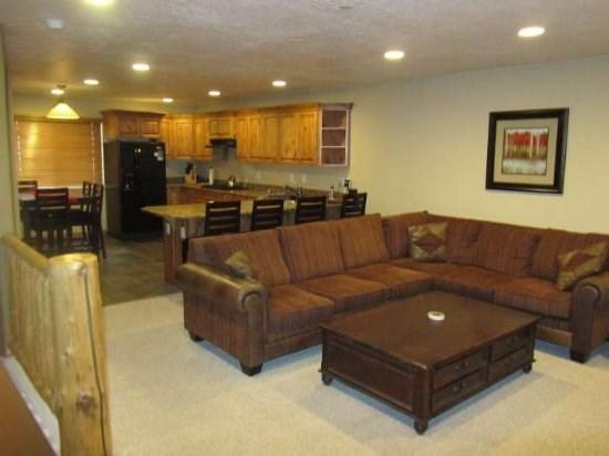 Great Room - Moose Hollow 1307 - Snowbasin Condo - Metro to Mountains - Eden - rentals