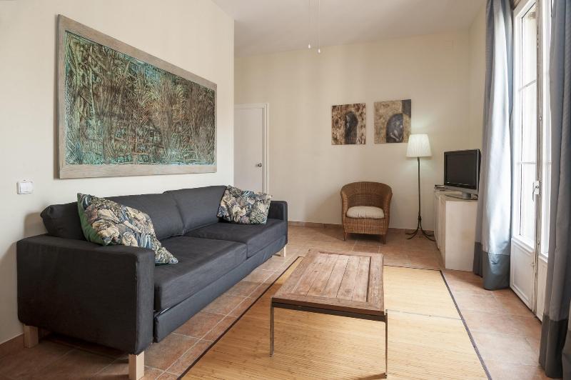 Gaudi-11: Large, bright apartment on Rambla Catalunya - Image 1 - Barcelona - rentals