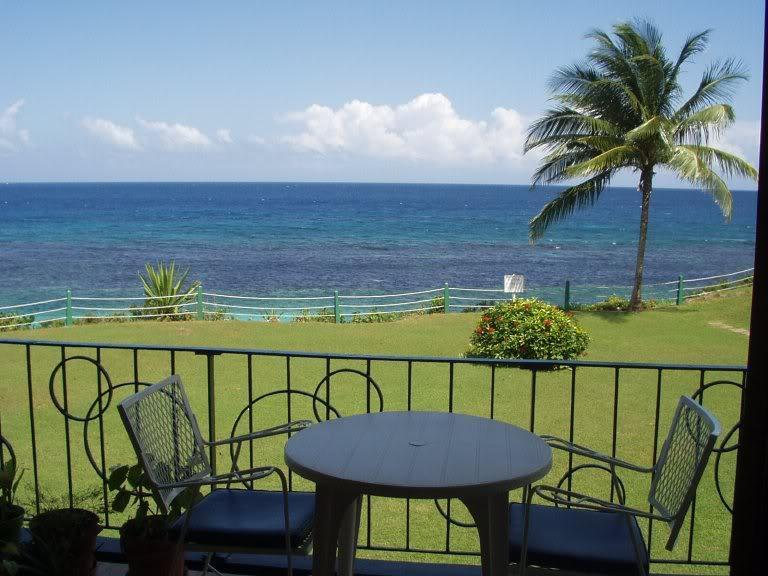 Terrace View - Lovely 1BR Beach Condo with Sea View - Ocho Rios - rentals
