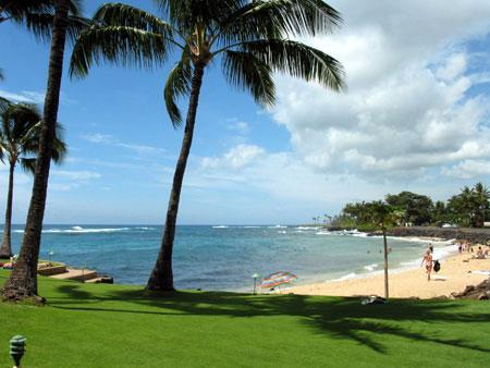 Welcome to Kuhio Shores - LIKE BEING ON A BOAT BEST LOCATION IN KUHIO SHORES - Poipu - rentals