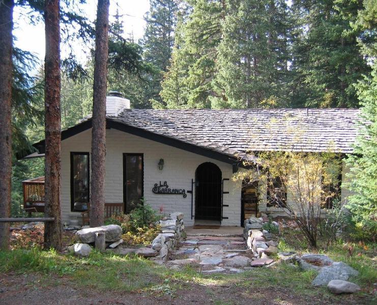 La Barranca - Mountain Cottage w/ Views & Private Hot Tub! - Breckenridge - rentals