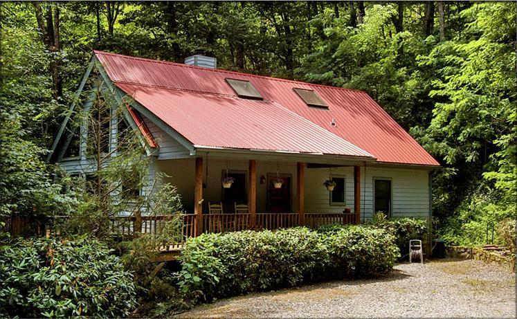 4000 ft elevation mountain cabin - High Hope Mountain Cabin - Waynesville - rentals