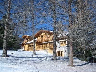 Chalet Soleil, Luxury 6 Bedroom Holiday Rental Serre-Chevalier, French Alps - Image 1 - Serre-Chevalier - rentals