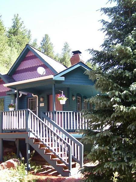 Victorian - The Victorian - Divide - rentals
