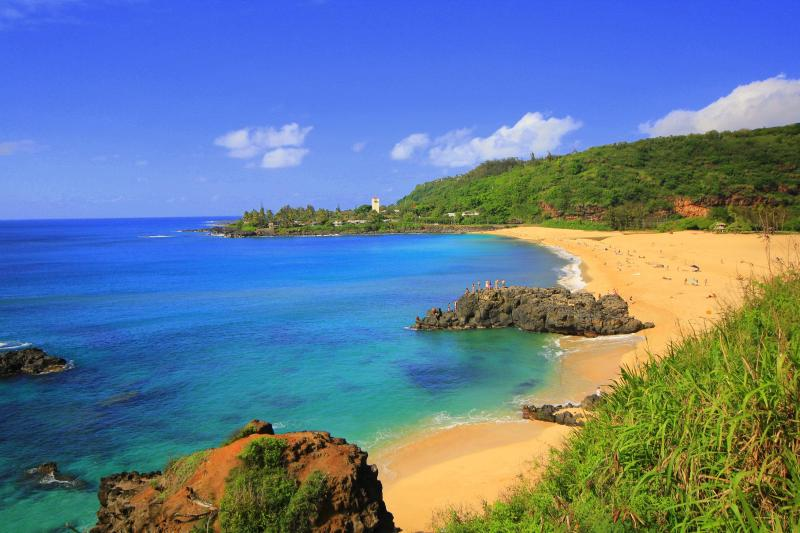 Waimea Bay-Just a Short Stroll Away - North Shore Oahu Tropical 2 Bedroom Beach House - Haleiwa - rentals