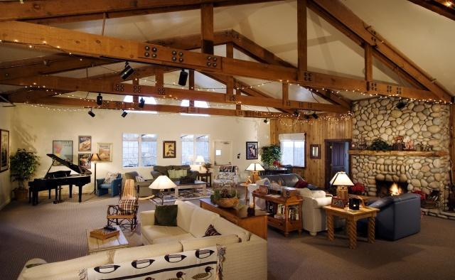 Main Lodge Room - Luxury Ranch Retreat in Beautiful Nature Setting - Santa Margarita - rentals