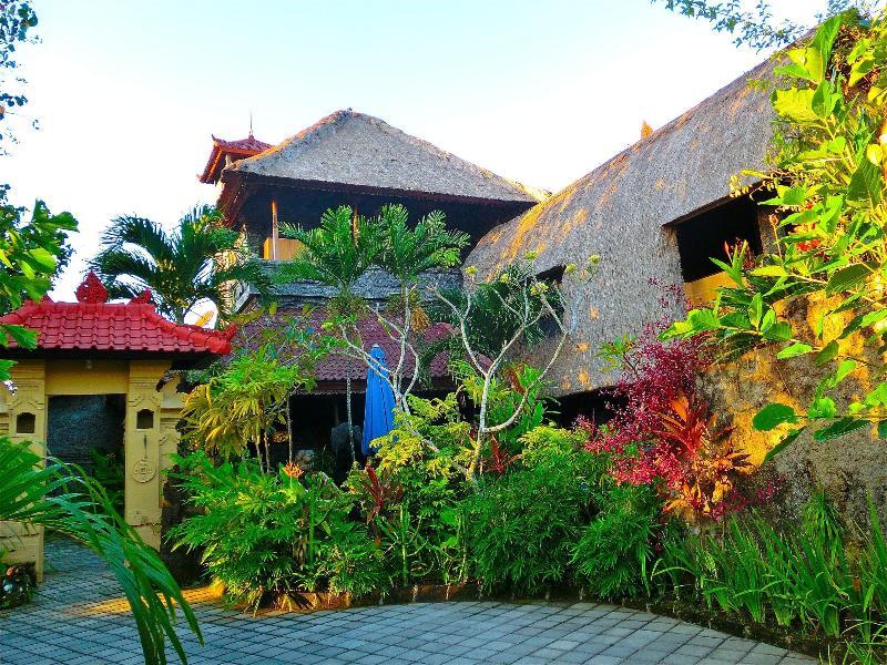 Entry - Aahh Bali B&B True Balinese Ambiance A - Jimbaran - rentals