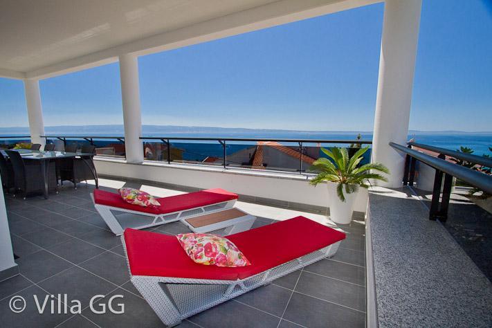 Middle Floor / Terrace - Villa GG: Exclusive accommodation / Middle Floor - Split - rentals