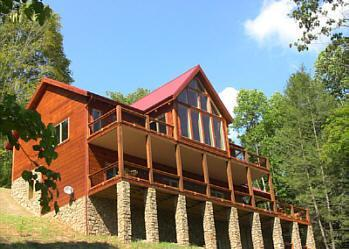 Red Top Retreat Over looking lake & moutains - Lake, boatslip, wifi, Click book tab to reserve RT - Butler - rentals