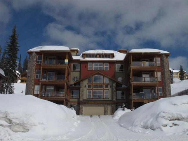 Great 2 Bedroom/2 Bathroom Condo in Big White (#101 - 5050 Snowbird Way SNWBD101) - Image 1 - Big White - rentals