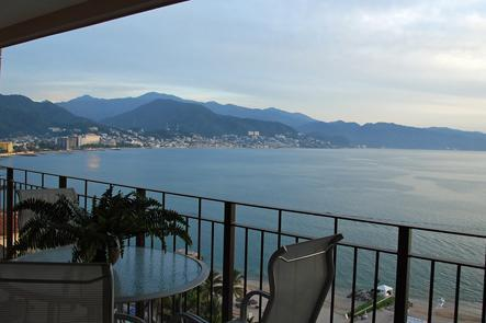 City & Ocean View - Incredible City & Ocean Views Beachfront 2 Bedroom - Puerto Vallarta - rentals