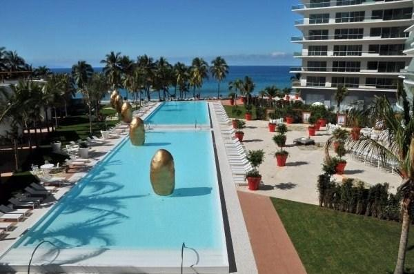 Terrace View - ICON Vallarta - Brand New 2BR Postcard Ocean View! - Puerto Vallarta - rentals