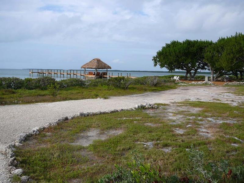 Main dock - Sanctuary in Key Largo with Waterfront & Woods - Key Largo - rentals