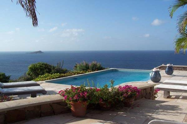 Elegant villa offering amazing view of the ocean and surrounding islands WV BEV - Image 1 - Mont Jean - rentals