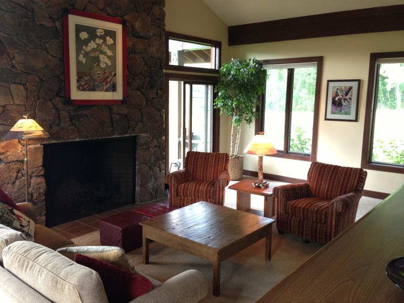 Living room - Baldy View House - Sun Valley, Idaho - Sun Valley - rentals