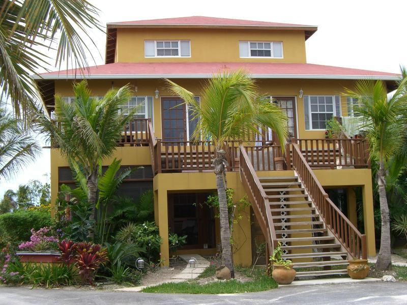 Front of Building - Provo Condo at Grace Bay Turks & Caicos 2BD & 2BA - Providenciales - rentals