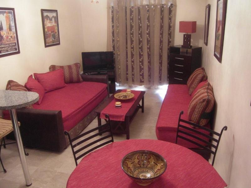 Gueliz central real bargain wifi pool parking incl - Image 1 - Marrakech - rentals