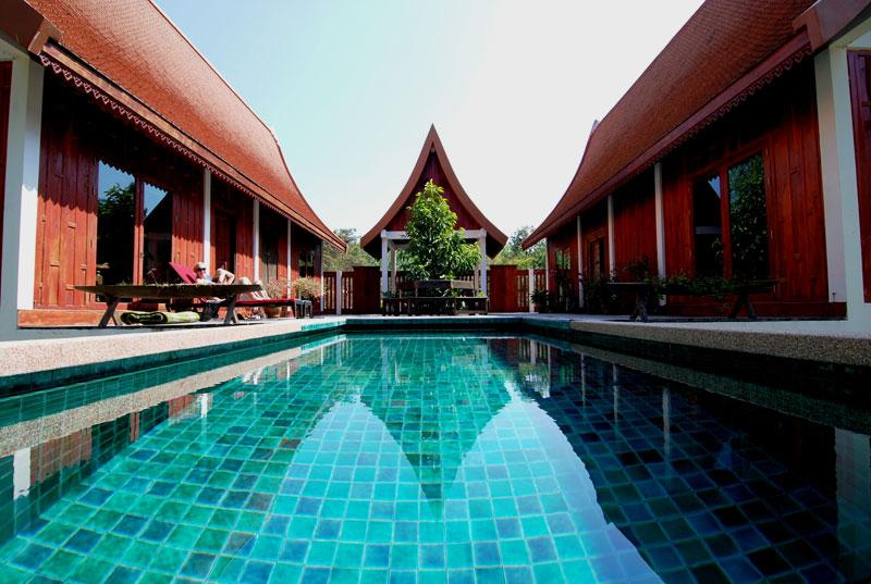 Green Gecko - Green Gecko: private pool,Thai food + authenticity - Prachaksinlapakhom - rentals