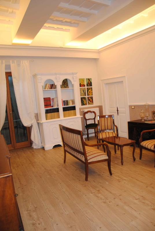 Living Room - Casa Rospigliosi romance and luxury near Rome - Zagarolo - rentals