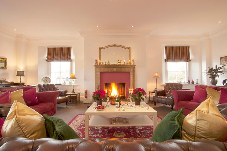 Drawing Room - Alexander House - 8 Bedroom House Near Gleneagles - Auchterarder - rentals