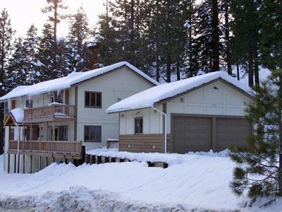Amazing House in Lake Tahoe (001) - Image 1 - Lake Tahoe - rentals