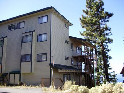 Heavenly House with 2 Bedroom-1 Bathroom in Lake Tahoe (089) - Image 1 - Lake Tahoe - rentals
