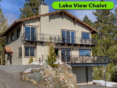 Nice House in Lake Tahoe (106a) - Image 1 - Lake Tahoe - rentals
