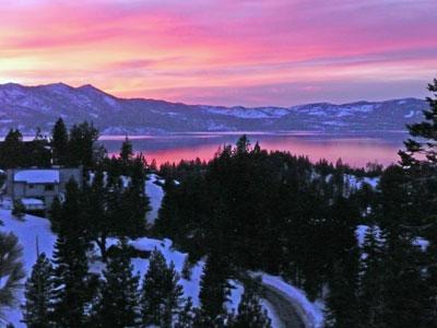 Heavenly 3 Bedroom, 3 Bathroom House in Lake Tahoe (206e) - Image 1 - Lake Tahoe - rentals