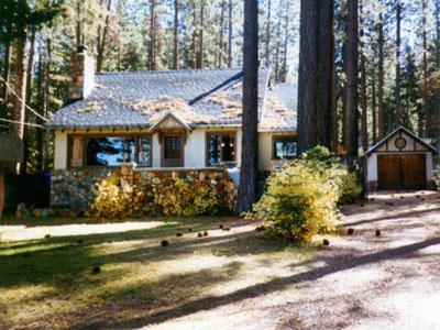 Perfect House in Lake Tahoe (337a) - Image 1 - Lake Tahoe - rentals