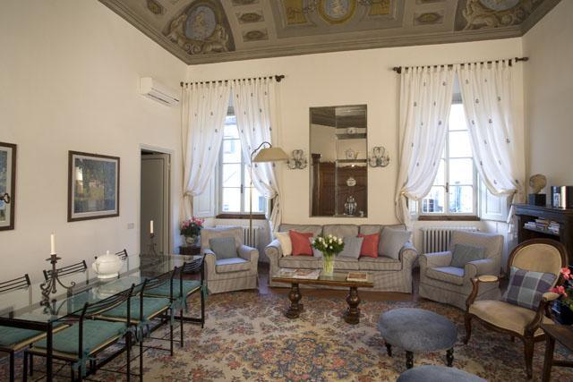 Palazzo Antellesi - Apt. BENOZZO - Image 1 - Florence - rentals