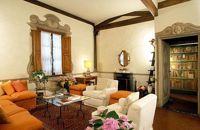 Palazzo Antellesi - Apt.  MIRAVISTA - Image 1 - Florence - rentals