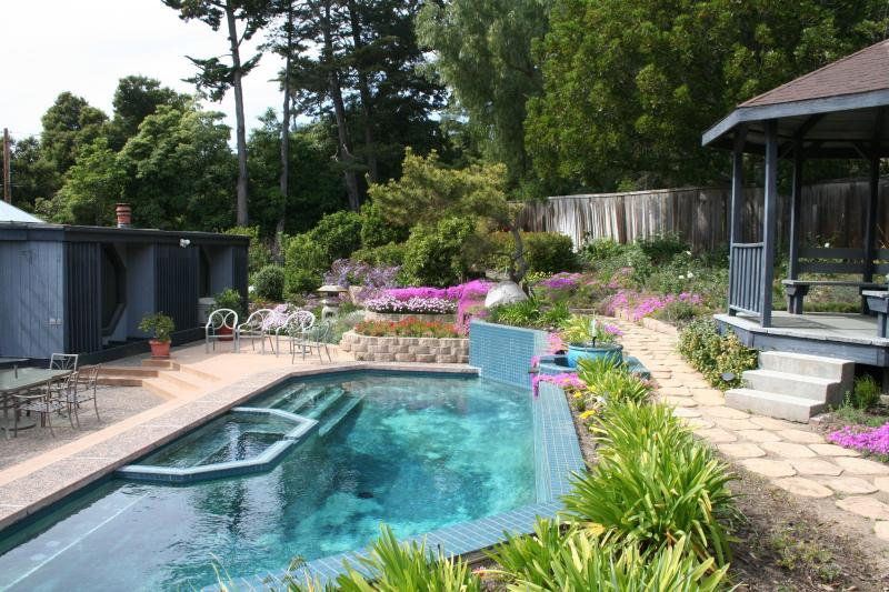 Your own peaceful Shangra-Lai - FAMILY POOLSIDE HOME on 1 Acre -Discounts for 4! - Santa Barbara - rentals
