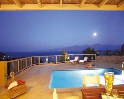 Crete Estate - Poseidon Luxury house rental in Crete - Image 1 - Elounda - rentals