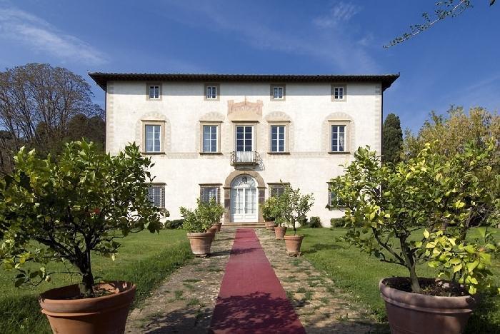 Villa Elegante Lucca luxury holiday villa - Image 1 - Lucca - rentals