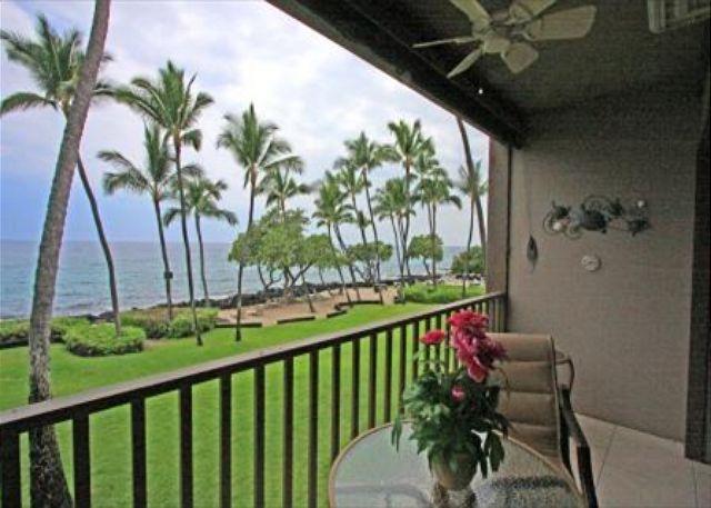 Kona Isle E23 DIRECT OCEAN FRONT $90.00 special May-June! - Image 1 - Kailua-Kona - rentals