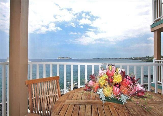 SV4205 $119.00 special August-September! 2 BEDROOM DIRECT OCEANFRONT!!! - Image 1 - Kailua-Kona - rentals