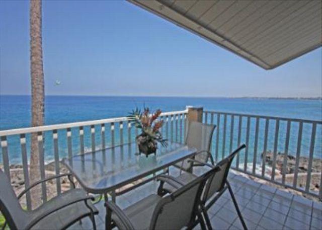 Sea Village 3317 - 1 Bedroom Direct Oceanfront $95.00 special May-July! - Image 1 - Kailua-Kona - rentals