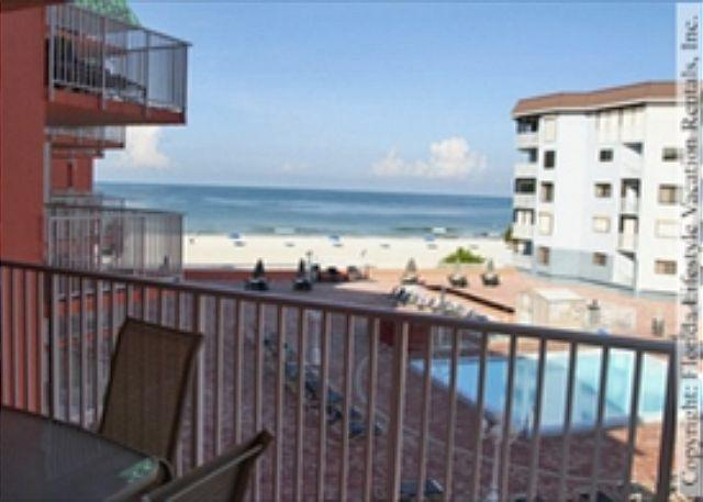 Beach Cottage Condominium 1314 - Image 1 - Indian Shores - rentals