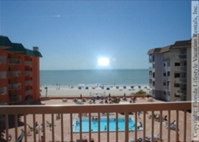 Beach Cottage Condominium 2403 - Image 1 - Indian Shores - rentals