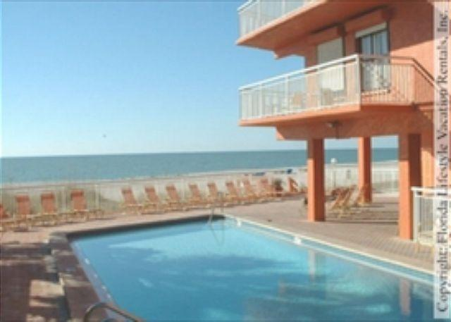 Chateaux Condominium 408 - Image 1 - Indian Shores - rentals