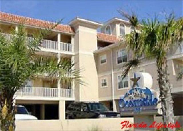 Oceanside Condominium 205 - Image 1 - Indian Rocks Beach - rentals