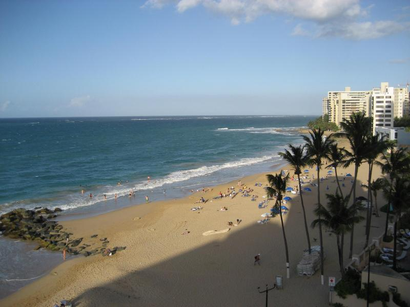 Condado Beach East - Oceanfront Condado Studio Apartment w/ Parking - San Juan - rentals
