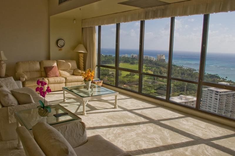 Waikiki Sunset - Waikiki Sunset 2 Bed Penthouse Waikiki Sunset Suite 3806 - Waikiki - rentals