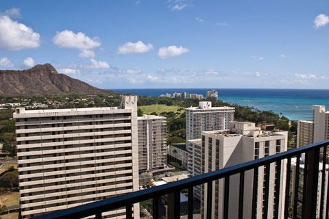 Waikiki Banyan - Waikiki Banyan Tower 1 Suite 3007 - Waikiki - rentals