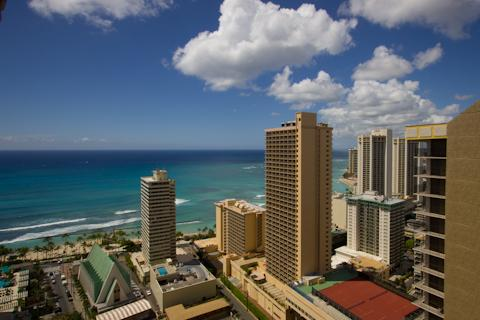 Waikiki Banyan - Waikiki Banyan Tower 1 Suite 3710 - Waikiki - rentals
